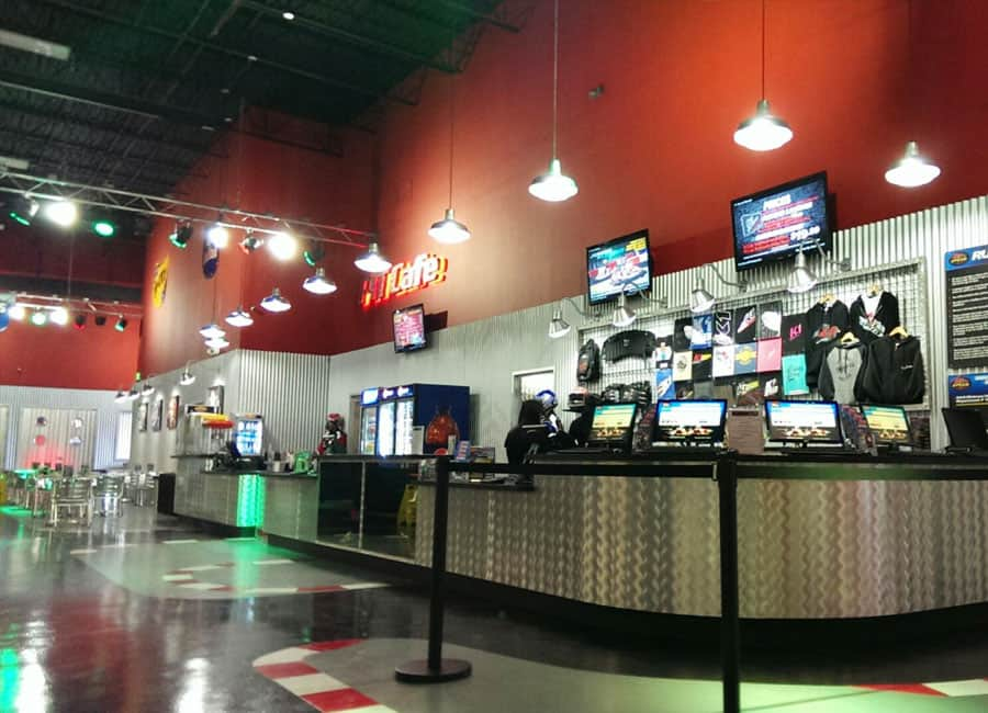 K1 Speed Denver Registration