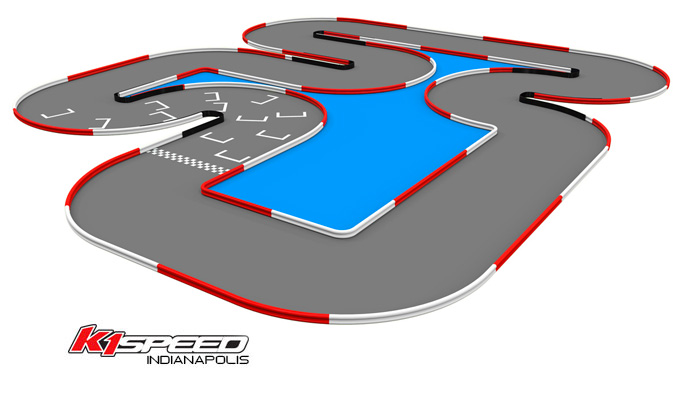 K1 Speed Indianapolis Track