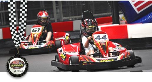 JUNIOR MINI GP 2 RACES