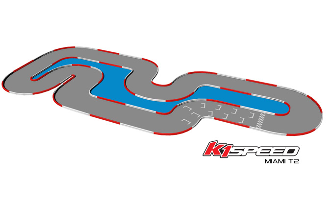 K1 Speed Miami Track 2