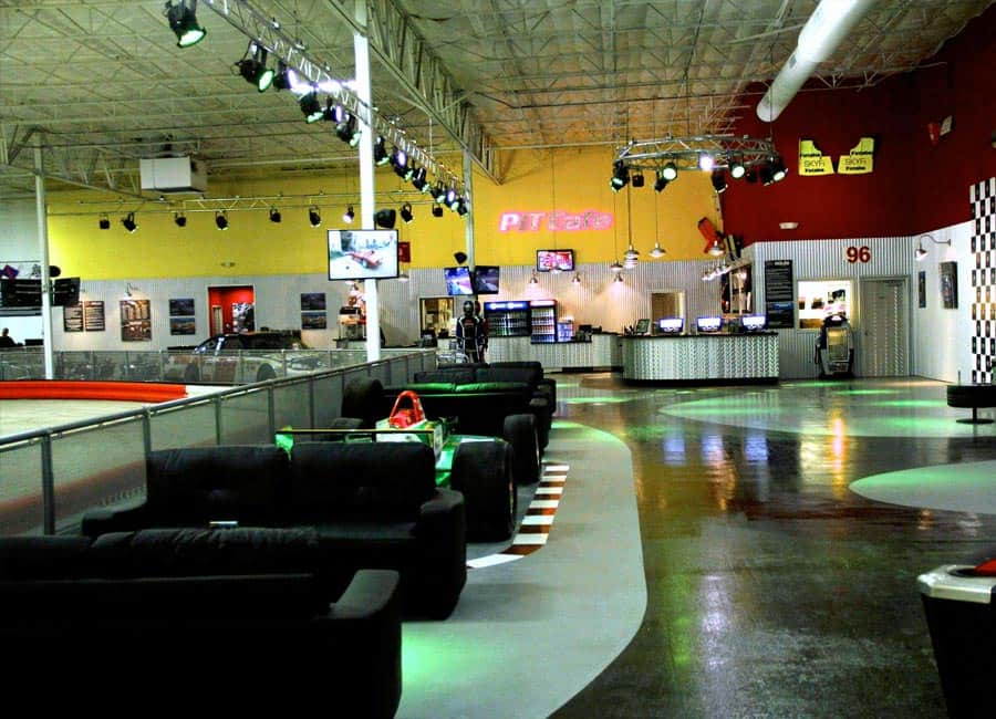 Get your adrenaline pumping in San Antonio with a trip to K1 Speed! Our % electric go karts will rocket you up to 45mph as you navigate our professionally-designed indoor kart track. And because our track is indoors, you can race no matter what the weather looks like outside. No reservation is required, simply arrive and drive.
