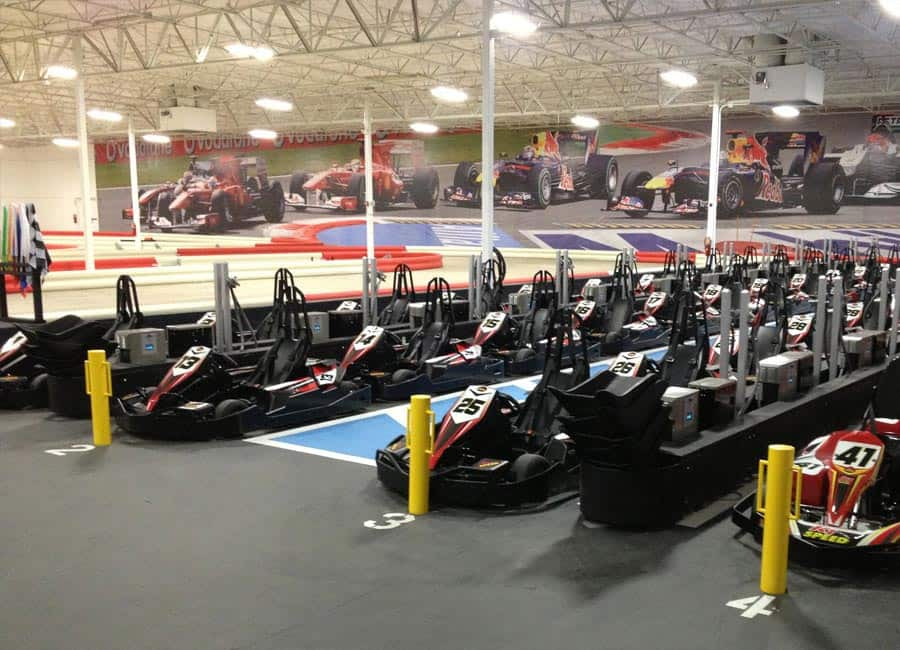 K1 Speed San Antonio