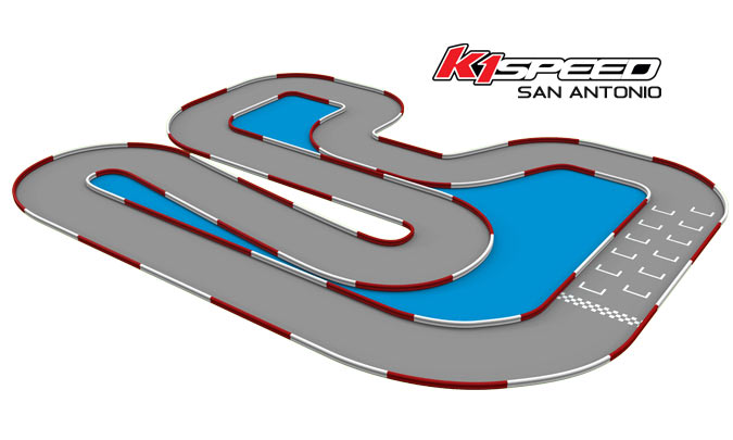 K1 Speed San Antonio Track