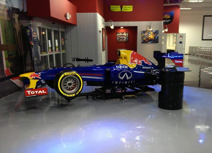Red Bull Simulator