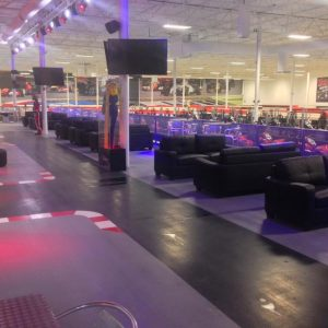 K1 Speed Atlanta Lobby