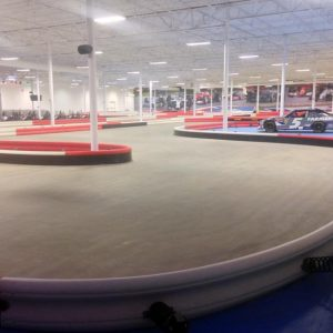 K1 Speed Atlanta Track