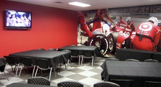 San Antonio Indy Room