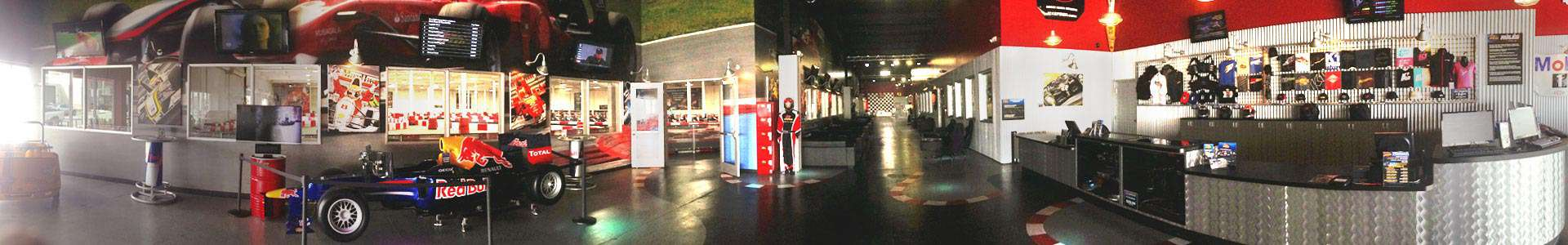 K1 Speed Indoor Go Kart Racing San Francisco