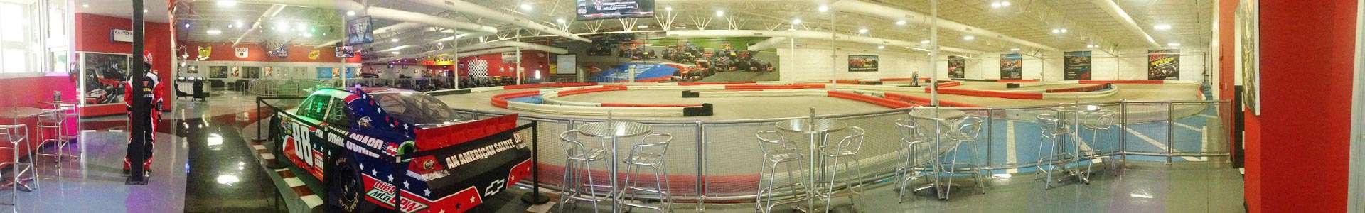 K1 Speed Indoor Go Kart Racing Dallas