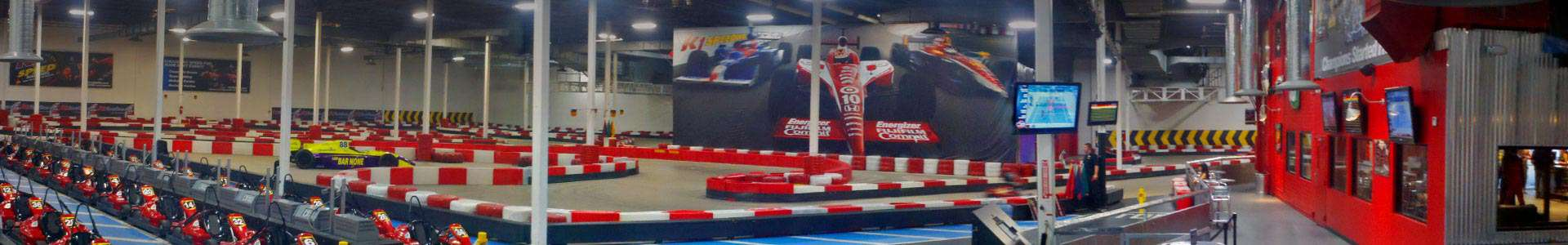 K1 Speed Indoor Go Kart Racing Phoenix