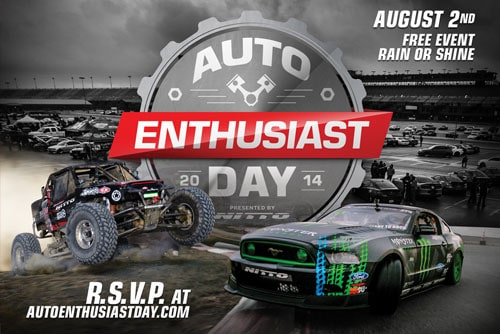 Auto Enthusiast Day
