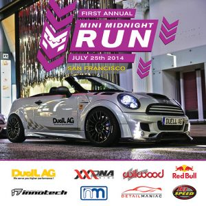 First Annual Mini Midnight Run K1 Speed K1 Speed