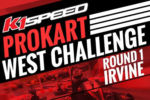 Results Prokart West Challenge Round 1 K1 Speed K1