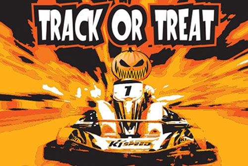 Track Or Treat Halloween At K1 Speed K1 Speed K1 Speed