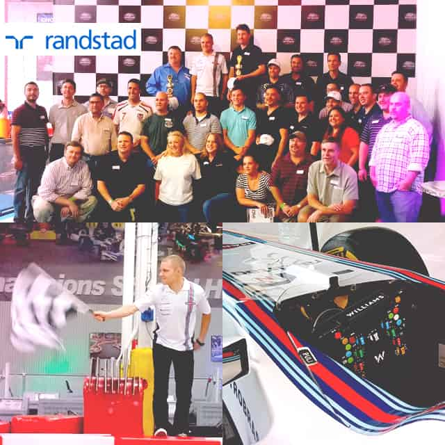 Randstad Usa Williams Martini Racing At K1 Speed K1