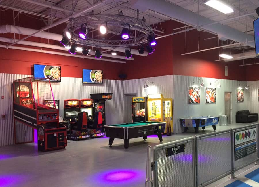 K1 Speed Kingston Location