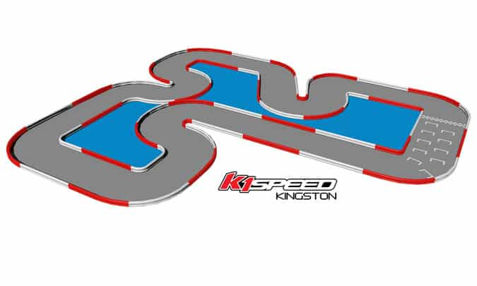 K1 Speed Kingston Track