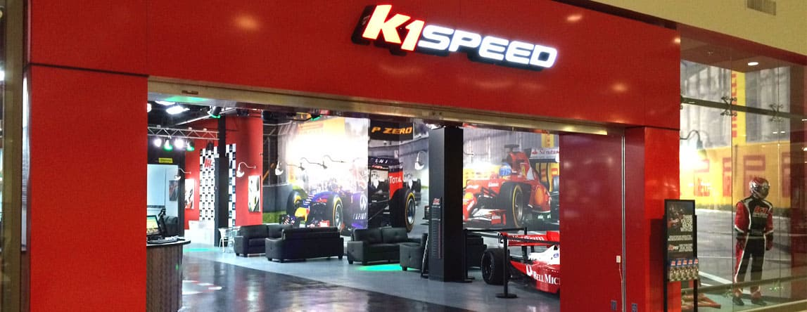 K1 Speed Kingston is Open!