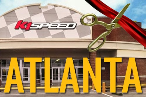 K1 Speed Atlanta Ribbon Cutting Ceremony