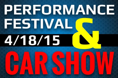 Performance Festival and Car Show