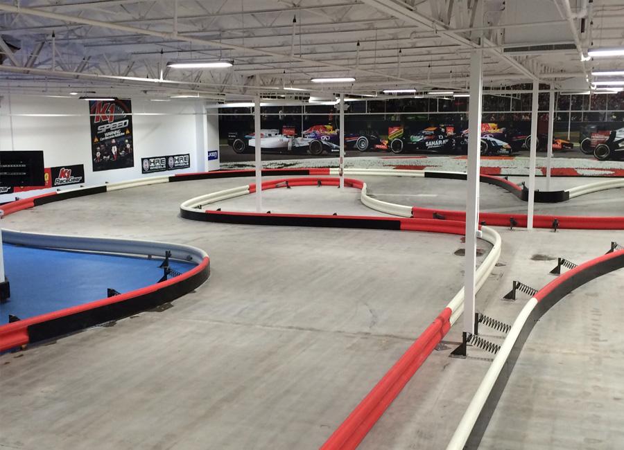 K1 Speed Indoor Go Kart Racing Boston Wilmington Ma