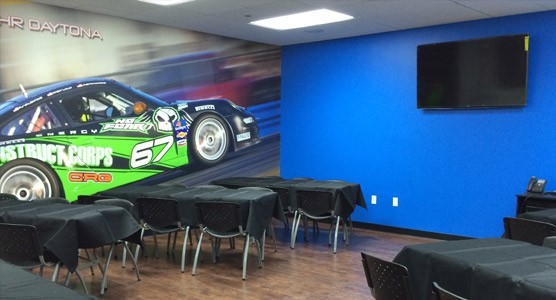 K1 Speed Kingston Room