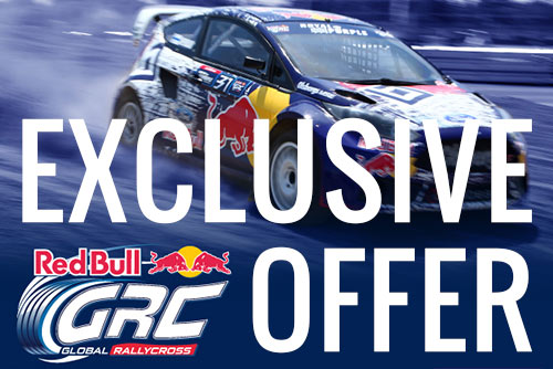 Global Rally Cross Exclusive Offer