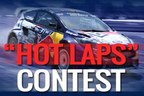 Hot Laps Contest