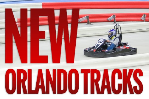 New Orlando Track layout