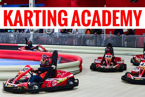 Improve Your Times with the Karting Academy in Orange County