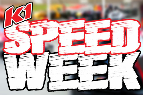 "Join Us for K1 ""Speed Week"" in Salt Lake City"