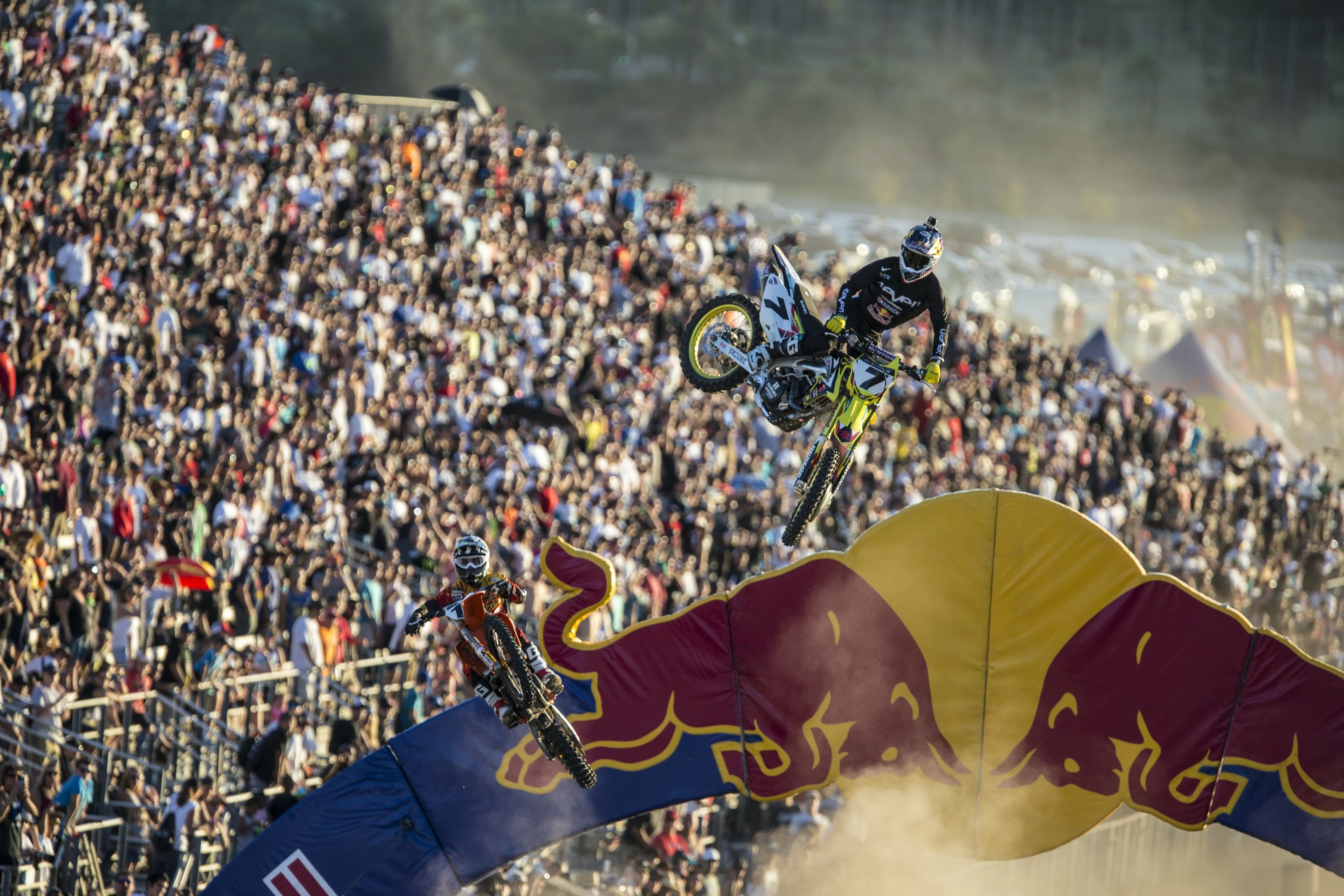 James Stewart and Justin Brayton - Action