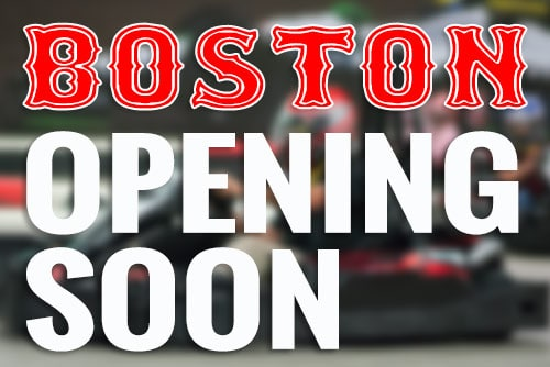 K1 Speed Boston Opening Soon