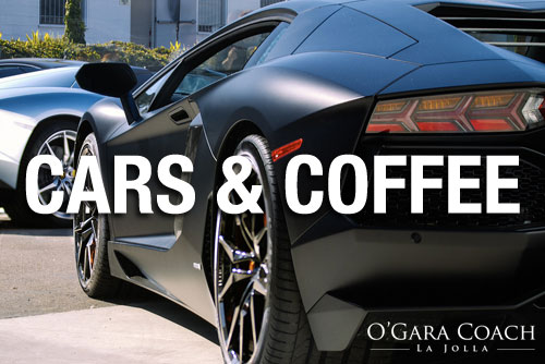 Cars & Coffee At O'Gara Coach