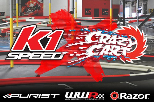 Socal Crazy Cart Night At K1 Speed K1 Speed