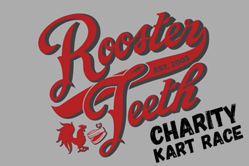 Rooster Teeth Charity Kart Race