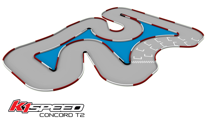 K1 Speed Concord Track 2