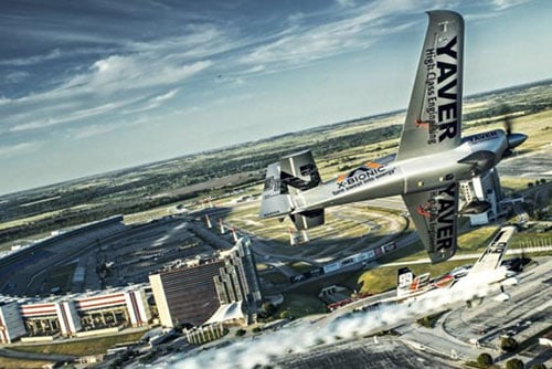 Red Bull Air Race in the 'Lone Star' State