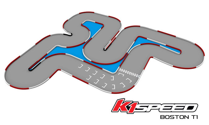 K1 Speed Boston Track 1