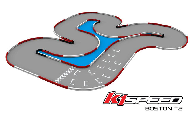 K1 Speed Boston Track 2