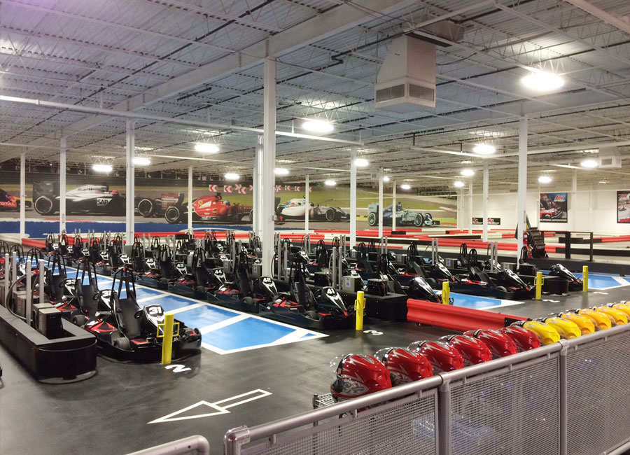 K1 Speed Wilmington