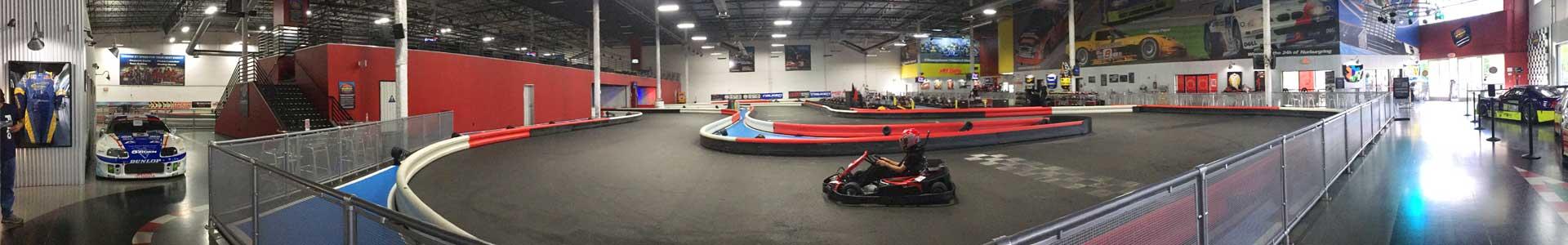 K1 Speed Indoor Go Kart Racing Anaheim