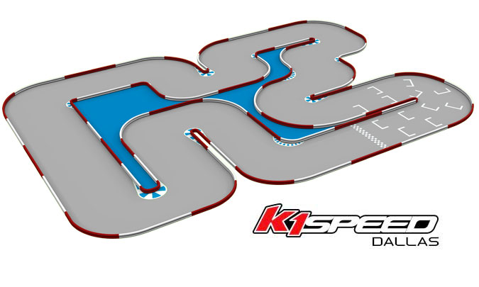 K1 Speed Dallas Track