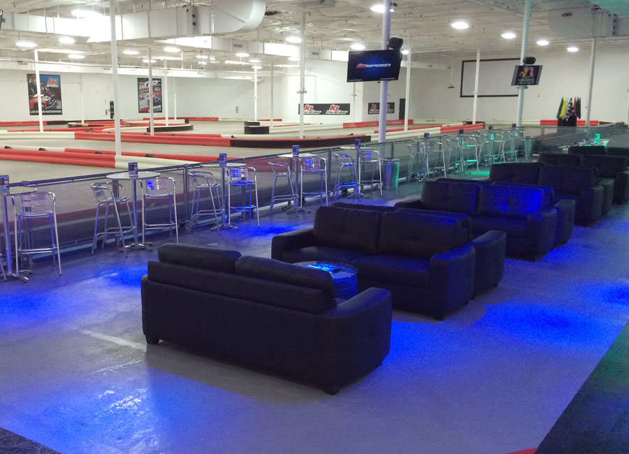 K1 Speed Dallas