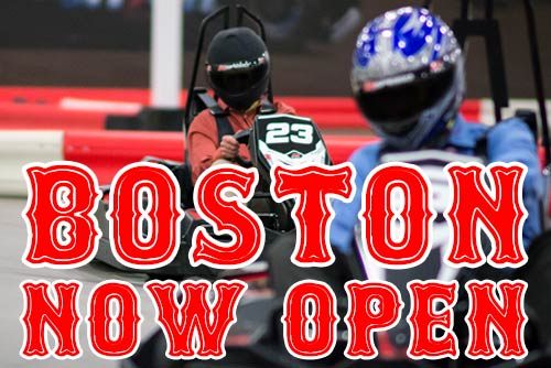 k1 Speed Boston Is Open