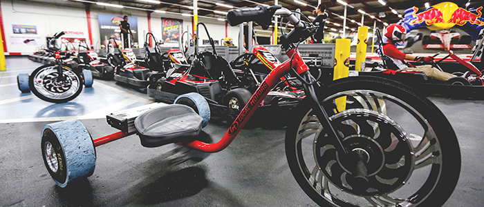 K1 Speed 2015 Holiday Gift Guide