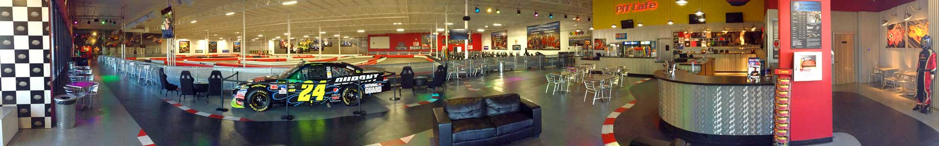 K1 Speed Indoor Go Kart Racing Houston