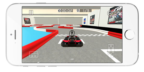 K1 Speed App Game