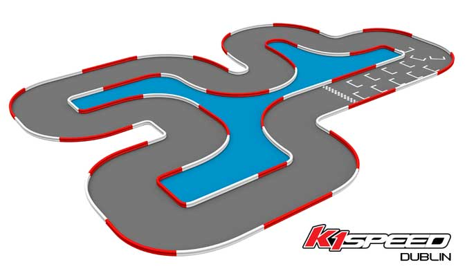 K1 Speed Dublin Track