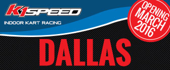 K1 Speed go kart racing coming to Dallas